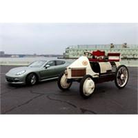 Dünyanın İlk Hibrid Otomobili