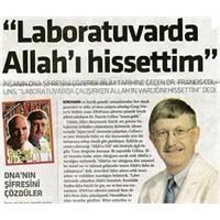 Francis Collins: Allah'ı Hissettim