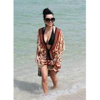 Hollywood sahillerinde plaj modası