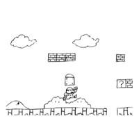 Mario Vs. Pacman