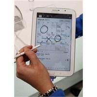 Samsung İpad Mini'nin Rakibini Tanıttı...