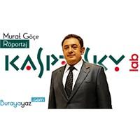 Kaspersky Genel Müdürü Murat Göçe İle Röportaj