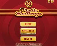 Music Challenge - Facebook Oyunu