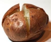 Patatesin Fırında Pişme Süresi