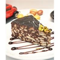 Piramit (Mozaik) Pasta Yapimi