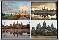 Kamboçya'da Dünya Harikası Tarihi Yerleri