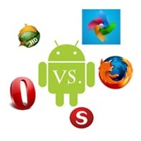Android Market'deki En İyi Web Tarayıcılar