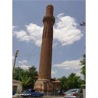 Aksaray'daki Eğri Cami
