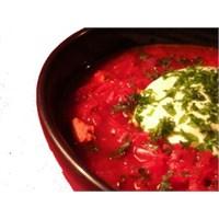 Yöresel Yemekler.. Borşç Çorbası