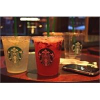 Starbucks'tan Yaz Serinliği: Refresha