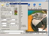 Photozoompro 2 (resimlerin Çözünürlük/boyutunu Değ