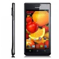 Dünyanın En İnce Telefonu Huawei Ascend P1