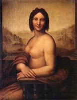 Mona Lisanın Çıplak Tablosu