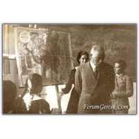 Atatürk'ün Tarih Öğretmenleriyle Bir Sohbeti