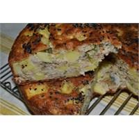 Anneminelinden Kepekli Patatesli Diyet Kek