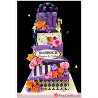 Pink Cake Box Muhteşem Pastalar -1-