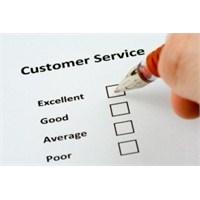 Müşteri Hizmetlerine Haksızlık Etmeyin