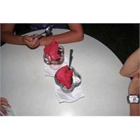 Tatil Seyahatnamesi 2 - Ayvalık- Dondurma