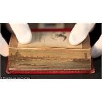 200 Yıllık Kitaplarda Gizlenen Sanat!