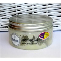 Bee Beauty Vanilla & Cheesecake Body Peeling