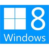 Windows 8 Tamamlandı