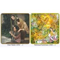 İranlı Ressamların Biyografi Ve Tabloları