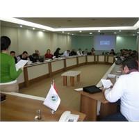 Manisa'da Girişimcilik Eğitimleri Başladı