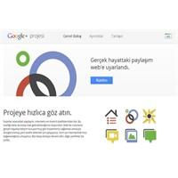 Google Plus Pek Yakında Hizmette..