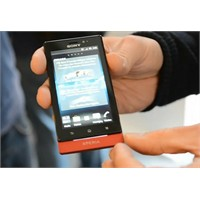 Sony Xperia Sola Çıktı