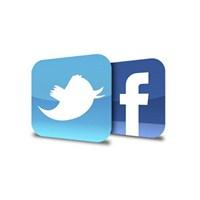 Twitter- Facebook