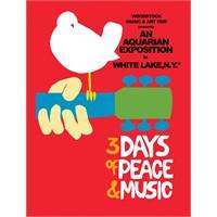 Woodstock Konser Afişleri