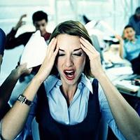Aşırı Stres,akıl Sağlığı İçin Fiziksel İşkenceden