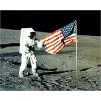 Amerikalıların Ay'a İnişi Sahte Mi?