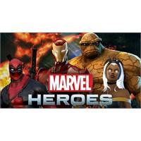 Marvel Heroes Online Duyuruldu