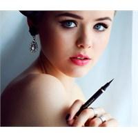 Eyeliner Nasıl Daha Kalıcı Olur?