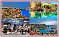 Akdeniz in İncisi Antalya | Şehrin Tanıtımı | Tari