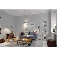 Tasarım Harikası 20 Farklı Salon Dekorasyonu