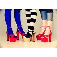 Topuklu Ayakkabı Türk Kadınına Göre Değil!