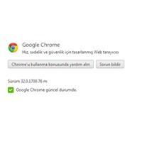 Google Chrome 32 Yayınlandı