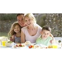 Aile Diyeti İçin Sağlıklı Yemekler