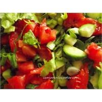 Karışık Ege Mevsim Salatası