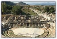 Efes Antik Kenti - Eserleri - Kuruluş Efsanesi