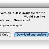 İphone İçin İos4.3 Yazılım Güncellemesi Yayınlandı