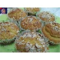 Mısır Unlu Muffinler