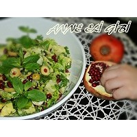 Narlı, Yeşil Zeytinli Patates Salatası