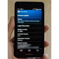 Samsung Galaxy Siii: Özel Sürüm