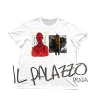 Sinirli Sayida Prada – İl Palazzo T-shirtler