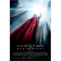 Man Of Steel - Süperman