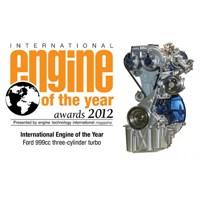 2012 Yılın Motoru Ödülünü Ecoboost Aldı
