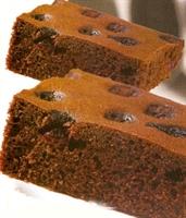 Vişneli Ve Kakaolu Kek